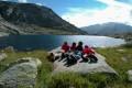 Lago Bergseeli e Lago Azzurro