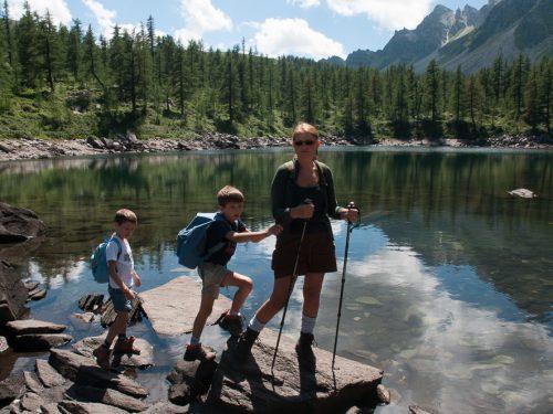 Lago Nero all'alpe Devero