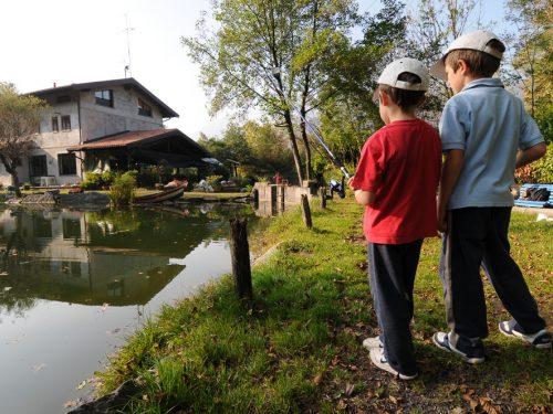 Pesca sportiva in Valcuvia