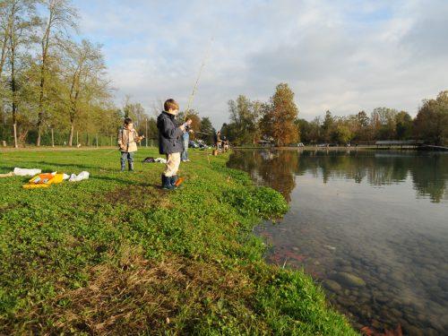 Pesca sportiva a Turbigo – Centro Nuovo Lago Maggiore